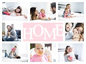 Collage-familie-home-cadre-optique-8-photos