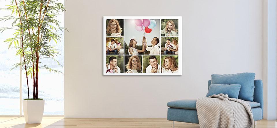 collage photo mac salon