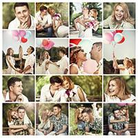 collage photo noel 2