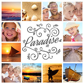 collage pour fond d'ecran slider