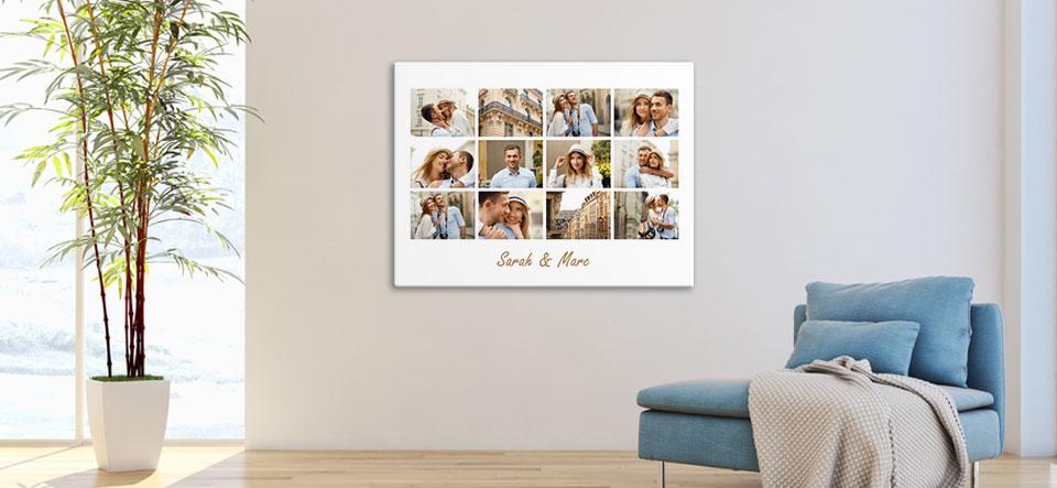 logiciel collage photo salon