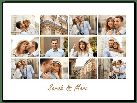 logiciel collage photo top