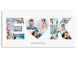 montage photo mariage modele 3